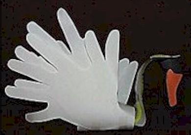 Handprint Swan
