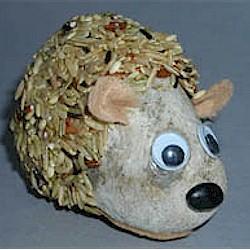 Image of Hedgehog Paperweight