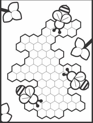 Image of Honeybee Pom Pom Craft