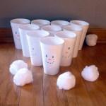Image of Pom Pom Polar Bear Craft