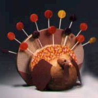Lollypop turkey