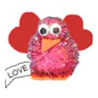 Love Bird Magnet