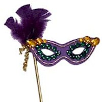 Image of Mardi Gras Mask
