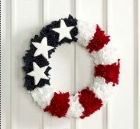 Image of Memorial Day Wreath