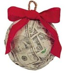 Image of Money Tree Christmas Card
