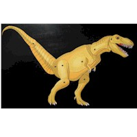 Image of T Rex Moveable Puppet