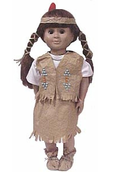 Native American Doll Clothing