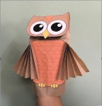 Image of Pony Bead Owl