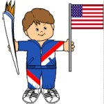 Image of Playtime Patriotic Paper Doll