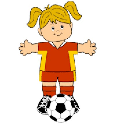 Image of Playtime Soccer Paper Dolls