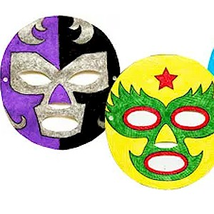 Image of Mexican Wrestling Masks