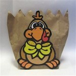 Image of Popcorn Paper BagTurkey