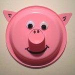 Image of Paper Mache Piggy Bank