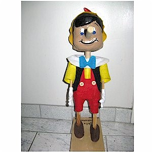 How To Make A Pinocchio Statue