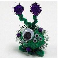 Image of Pom Pom Alien