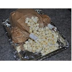Popcorn Paper BagTurkey
