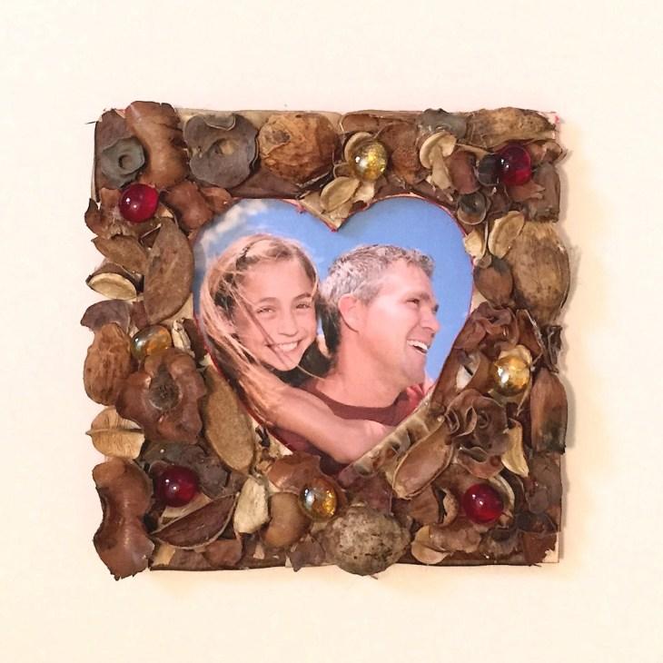 Potpourri Valentine Frame
