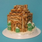 Image of Easy Gingerbread A Frame House