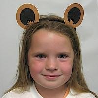 Image of Printable Bear Ears