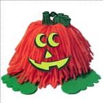 Image of Pumpkin Garland