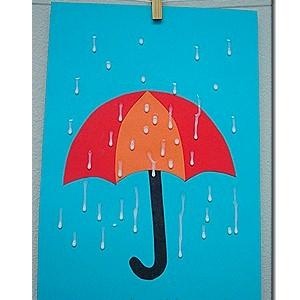 Image of Raindrop Umbrella