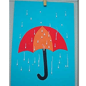Image of Raindrop Umbrella