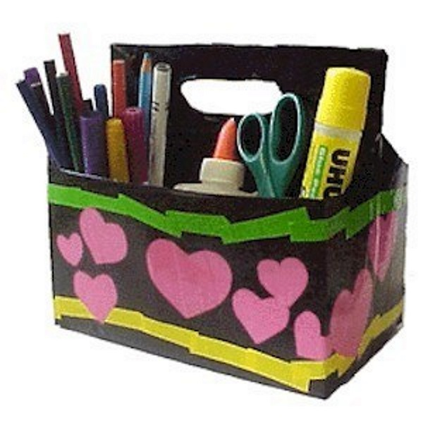 Image of Recycled Craft Carry All
