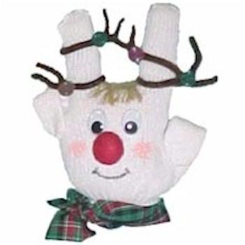 Reindeer Garden Glove