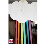 Image of Rainy Day Rainbow Craft