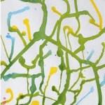 Image of Magic Milk Painting