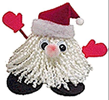 Santa Yarn Bug