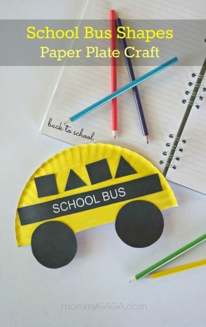 Image of Back To School Crafts and Activities Roundup
