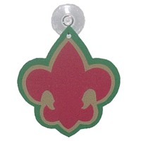 Image of Boy Scout Window Hanger