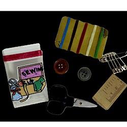 Image of Tic Tac Sewing Kit