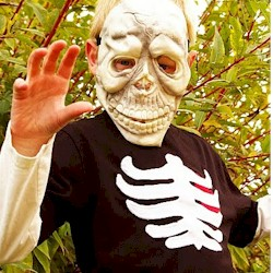 Image of Skeleton Tee Shirt