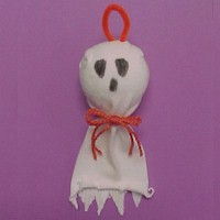 Image of Sock Ghost