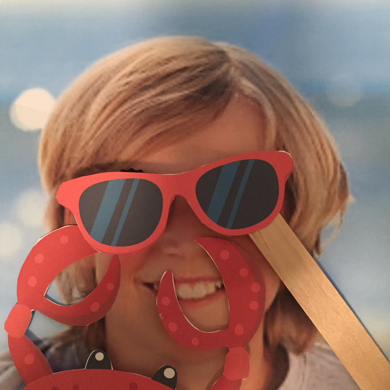 Image of Printable Summer Photo Props