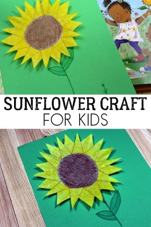 Image of Preschool Book Crafts and Activities Roundup