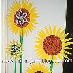 Image of Sunflower Door Design