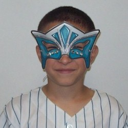 Image of Super Hero Mask