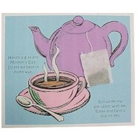 Image of Mothers Day Teapot Card