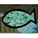 Image of Stained Glass Window Kite