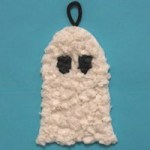 Image of Halloween Ghost Magnet
