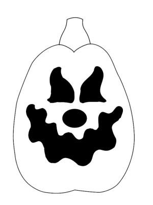 Image of Tissue Paper Pumpkin