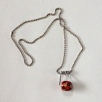 Image of Blingy Washer Necklace