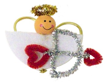 Image of Valentine Angel Craft