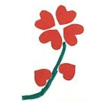 Image of Valentine Hearts Flower