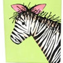 Image of zebra Wall Art