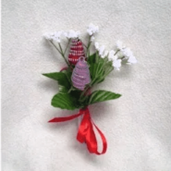 Image of Zipper Rose Corsage