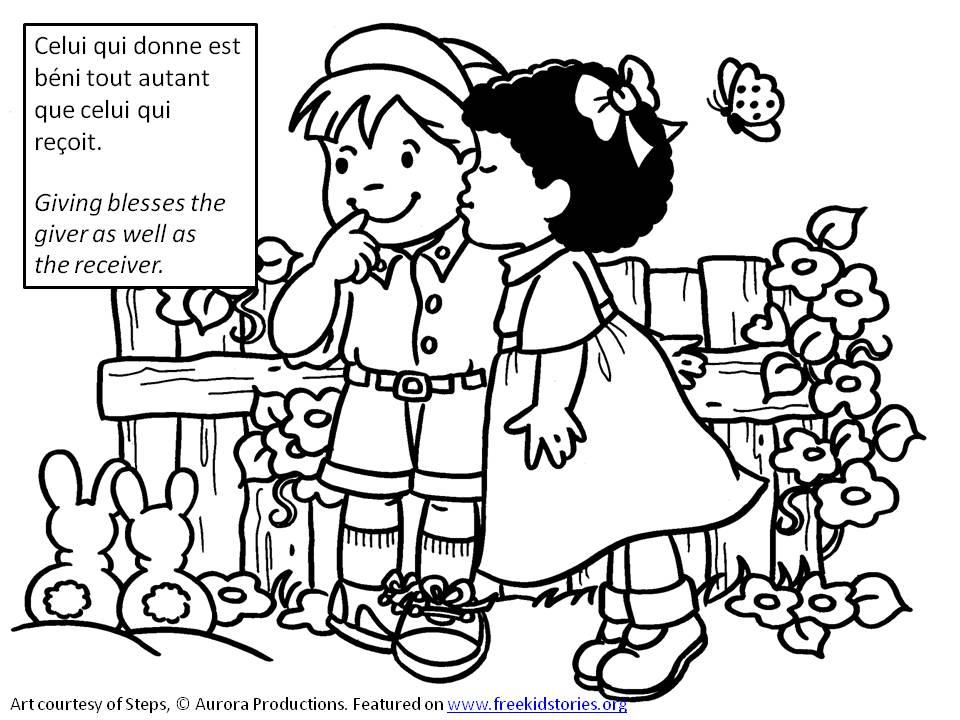Histoires Bilingues Pour Les Enfants